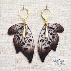 SÉLÈNE - Boucles d'oreilles...